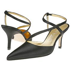 Anne Klein New York - Prince (Black Satin) - Women's