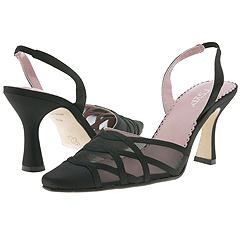 rsvp - Erma (Black Satin) - Women's