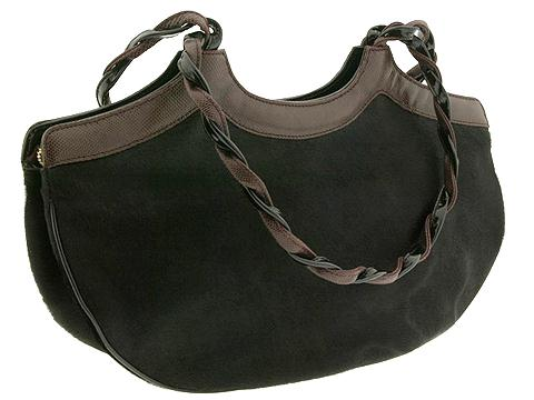 Pollini Hair Calf Shoulder Bag      Manolo Likes!  Click!