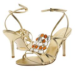Nicole Miller - Darcy (Gold)  Manolo Likes!  Click!