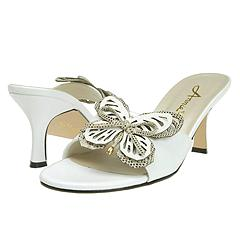 Annie - Bambi (White Smooth) - Women's