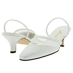 Annie - Di Jon (White Smooth) - Women's