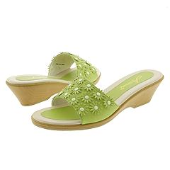 Annie - Oleny (Lime Smooth) - Women's