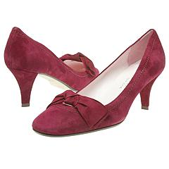 Anne Klein New York - Sugar (Berry Suede)   Manolo Likes!  Click!