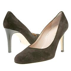Anne Klein New York - Honeydew (Dark Brown Suede)  Manolo Likes!
