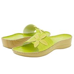 Annie - Odi (Lime Smooth) - Women's