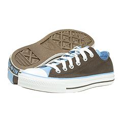 Converse - All Star Two Tone Ox (Chocolate/Carolina) - Men's
