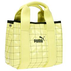 PUMA Bags - Quilted Small Shopper (Limelight) - Accessories