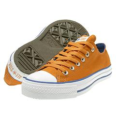 Converse - All Star Roll Down Ox (Orange/Royal) - Men's