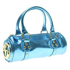 XOXO Handbags - Hardcore Mini Log (Blue)