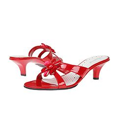 Madeline - Meggie (Red Patent) - Women's