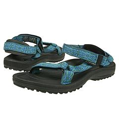 Teva - Hurricane II (Amy Electric) - Women's