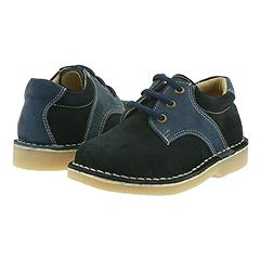 Kid Express - Marvin (Infant/Children) (Navy Nubuck Combo) - Kids
