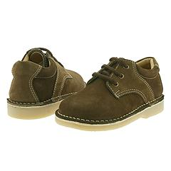 Kid Express - Marvin (Infant/Children) (Brown Nubuck Combo) - Kids
