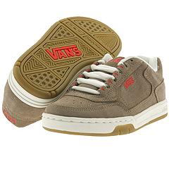 Vans Kids - Emory (Children/Youth) (Smoke/Formula One) - Kids