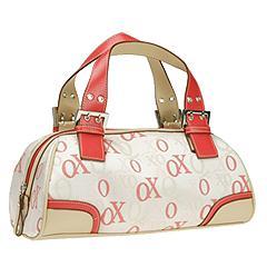 XOXO Handbags - Main Street Satchel (Coral) - Accessories