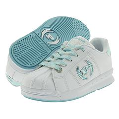Phat Farm Kids - Phat Classic Ice (Children/Youth) (White/Aqua Ice) - Kids