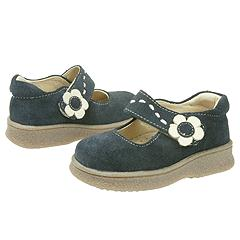 Kid Express - Marie (Infant/Children) (Navy Suede)