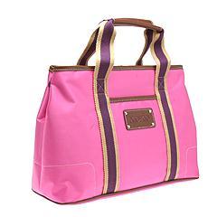 XOXO Handbags - Holiday Medium Tote (Fuchsia)