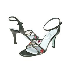 Cynthia Rowley - Trickled (Black Kid/Black Mesh)  Manolo Likes!  Click