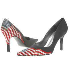 Stuart Weitzman  United   Long May It Wave!