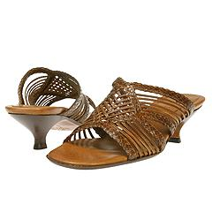 Sesto Meucci - Saga (Dk Tan Stained Calf) - Women's