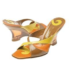 Via Spiga - Burks (Cuoio/Orange Kid) - Women's