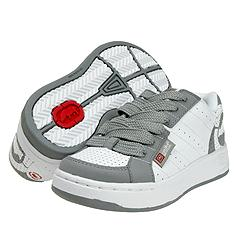 Rhino Unltd by Marc Ecko Kids - Whitehall  Woodside (Youth) (White/Grey/Red) - Kids