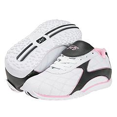 Fubu - Striker (02w White/Black) - Women's