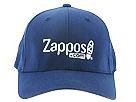 Zappos.com Gear - Flex Fit Zappos Logo Hat (Blue / White) - Accessories