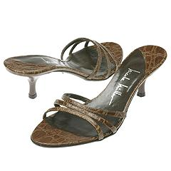 Nicole Miller - Maya (Brown Crocco) - Women's   Manolo Likes!   Click!