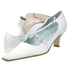 Kenneth Cole - Cross UR Heart (White Satin) - Women's