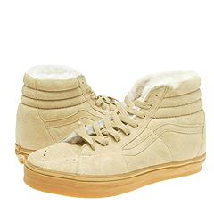 Vans - SK8-Hi Lx - Leather (Cane/Tan/Regular Gum) - Men's