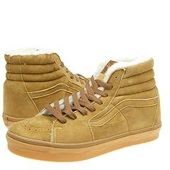 Vans - SK8-Hi Lx - Leather (Dachshund/Regular Gum) - Men's