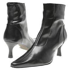 Donald J Pliner - Larain (Black Stretch Nappa/Soft Kid)    Manolo Likes!  Click!
