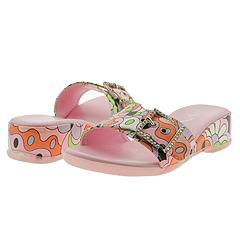 Nina Kids - Gossip (Youth) (Pink Pucci Patent) - Kids