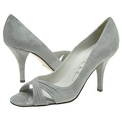 Nicole Miller - Diamond (Mid Grey Kid Suede) - Women's