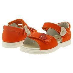 Primigi Kids - Sissy-1E (Infant/Children) (Orange (Fiamma)) - Kids
