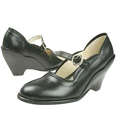John Fluevog - Miss September (Black) - All Women's Sale Items    Manolo Likes!  Click!