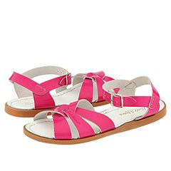 Original Salt Water Sandals in Fuscia by Hoy Shoes