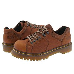 Dr. Martens - 8312 (Peanut Grizzly) Oxfords