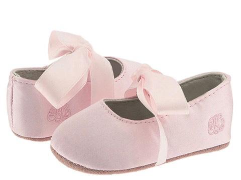 Ralph Lauren Layette Kids Briley Soft Sole (Infant/Toddler)