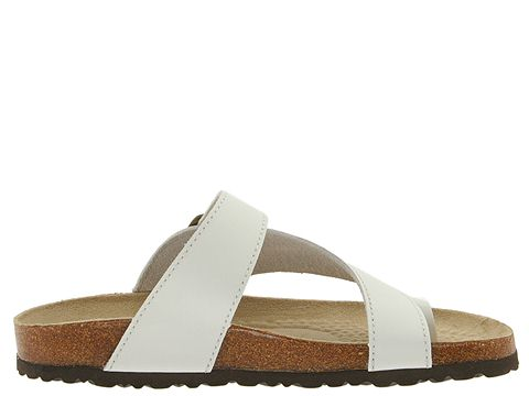 White Mountain Carly White Leather 6pm Com