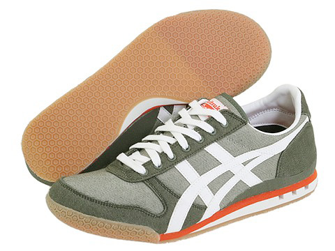 Onitsuka Tiger by Asics - Ultimate 81 (EXCLUSIVE! Leaf/Green/White) - Footwear