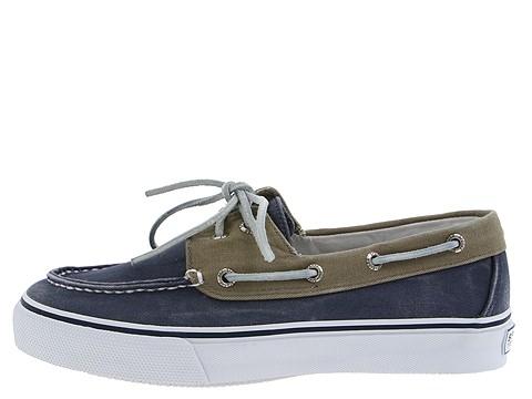 男士船鞋sperry