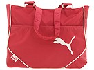 PUMA - Core Shopper (Bright Red/Whisper White) - Bags and Luggage
