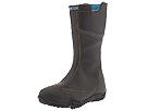 Geox Kids - Jr. Gang Boot (Children/Youth) (Brown/Turquoise) - Kids