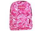 JanSport - SuperBreak (Shocker Pink) - Bags and Luggage