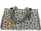 Buy XOXO Handbags - Flower Patch e/w Satchel (Blk/White) - Accessories, XOXO Handbags online.