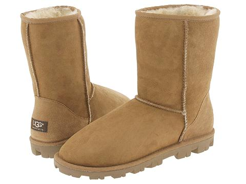 ugg classic or essential